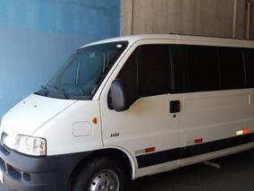 Peugeot Boxer Minibus Com Ar Condicionado Gelando