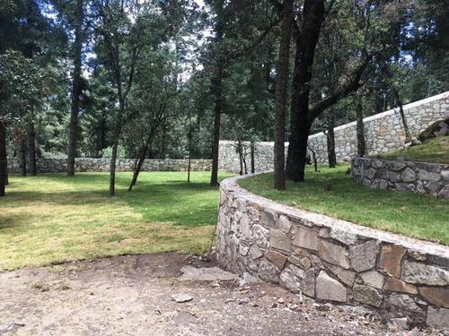 Imagen 1 de 8 de Terreno En Venta Fraccionamiento Con Amenidades, Ideales Para Construir Tu Cabaña De Descanso.