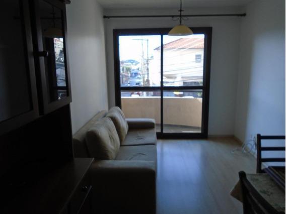 Apartamento Com 2 Dormitórios Para Alugar, 55 M² Por R$ 1.500/mês - Vila Santo Estéfano - São Paulo/sp - Ap1897
