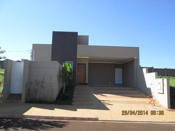Casa À Venda, Condomínio Vista Bella, Ribeirão Preto/sp - Ca0344