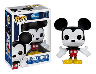 Funko Pop Disney 01 Mickey Mouse Grande