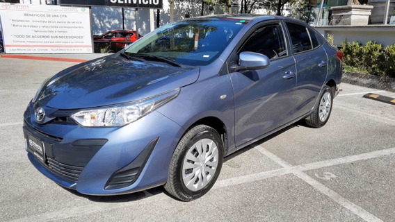 Toyota Yaris 1.5 Core Mt 2019