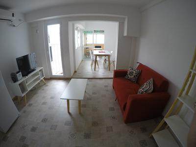 Apartamento Temporario 2 Amb 3 Personas Uni Palermo Todo Luz
