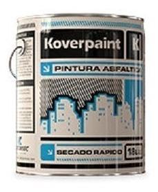 Pintura Asfáltica X 4 Litros - Mader Shop