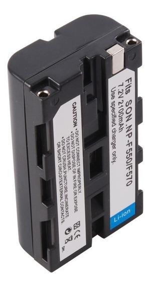 Bateria Np-f570 Para Iluminador Led Yongnuo Yn600 Yn-600