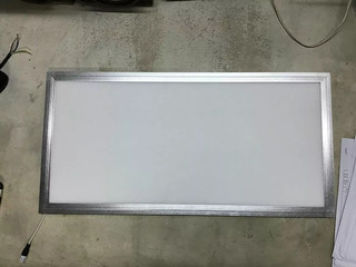Lampara Panel Led 22w 30x60 Luz Blanca Para Techo