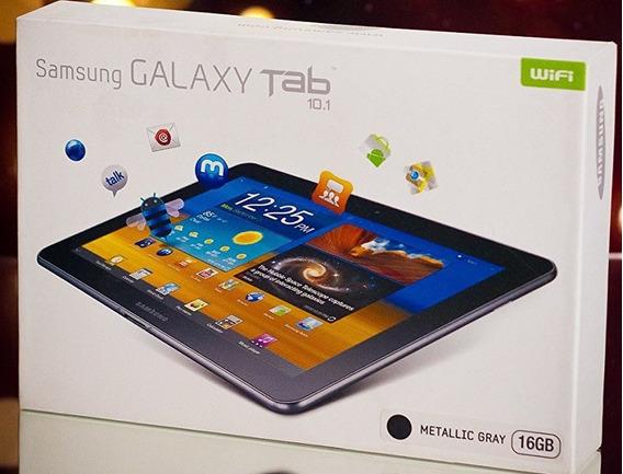 Tableta Samsung Galaxy Tab 10.1 Original Unico Dueño Gtp7510