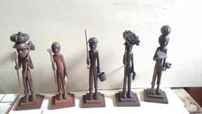 Esculturas De Madeira