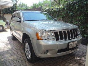 Jeep Grand Cherokee Overland Blindada Iv, 2009.