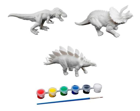 Luchadores De Plastico Para Pintar Figuras Accion En Mercado