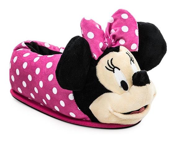 Pantuflas Addnice Minnie Disney Peluche