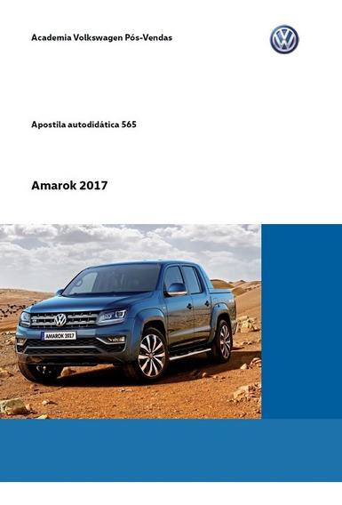 Manual De Serviços Amarok V6 2017