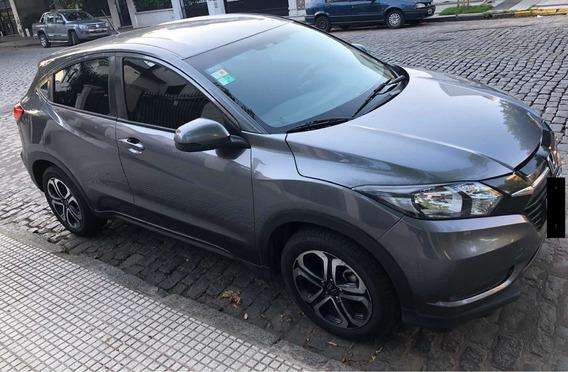 Honda Hr-v 1.8 Lx 2wd Cvt 2017