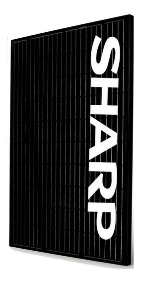 Panel Solar Sharp Nd - Ak 270 Watts Pack Combo 3 Unidades