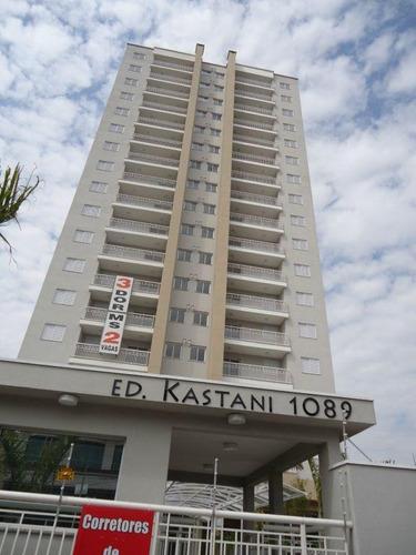 Imagem 1 de 18 de Apartamento Residencial À Venda, Tatuapé, São Paulo. - Ap3030