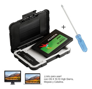 Kit Ssd 240gb Para iMac, Macbook Y Macbook Pro