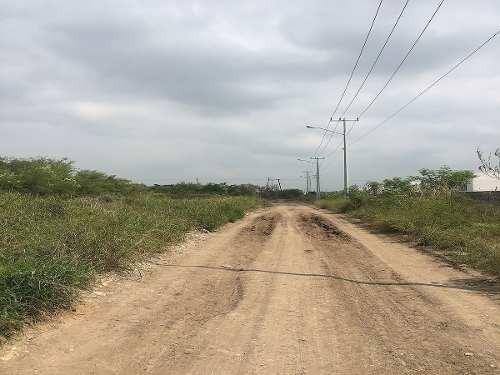 Terreno Comercial En Los Huertos, Juárez