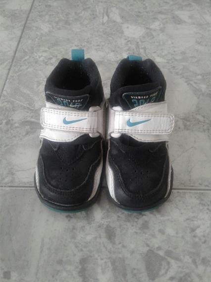 Zapatos Nike Diamantes Originales Para Niños Talla 19.5