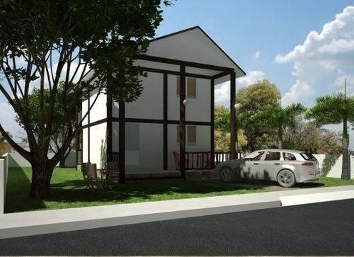 Bonitas Casas En Jardines De Dzemul Modelo 2