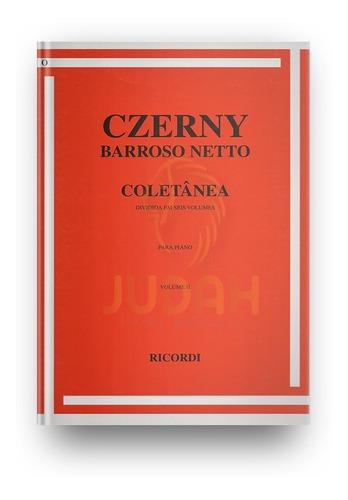 Imagem 1 de 2 de Czerny - Coletanea Vol. 2 - Rb-0032