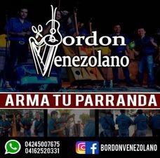Grupo De Musica Llanera, Cantantes Y Sonido Profesional.