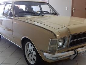 Opala Comodoro 1979 Turbo - Troco Por Utilitário Ou Carro