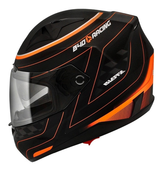 Capacete Moto Bieffe B-40 Racing