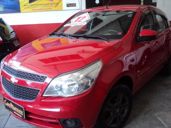 Chevrolet Agile 1.4 Ltz 5p 2012 69000 Km $25990,00 Completo