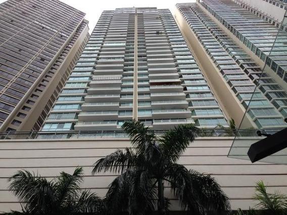 Lujoso Apartamento En Alquiler En Peninsula Paitilla Panama