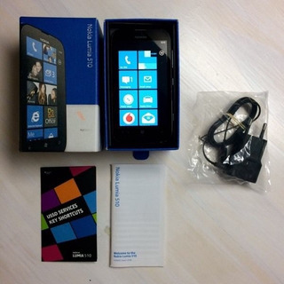 Nokia Lumia 510 Smartphone - Movistar