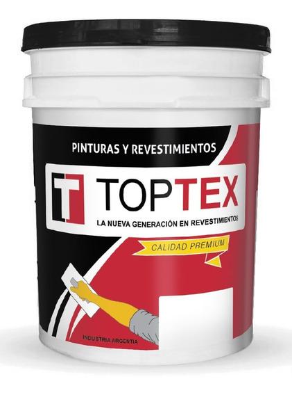 Revestimiento Texturado Toptex Por 30 Kg