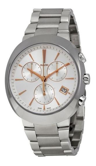 Relógio Rado D Starchronograph Off White Dial