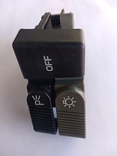 Interruptor Switch Luces Tecla Chevrolet