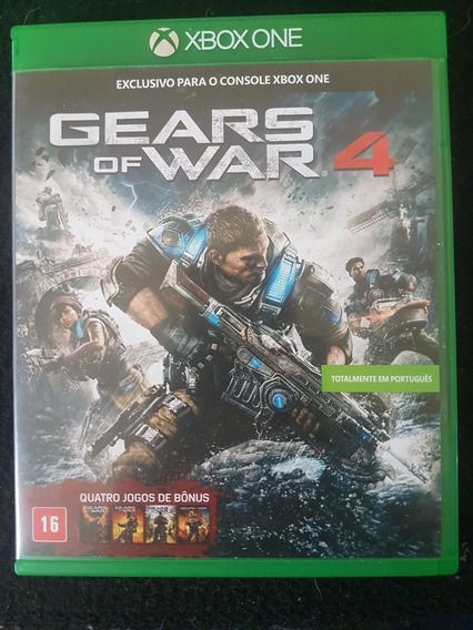 Gears Of War 4 (original)