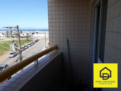 Locação Definitiva: Kitnet Mobiliado Na Guilhermina - Praia Grande/sp - Kn0020