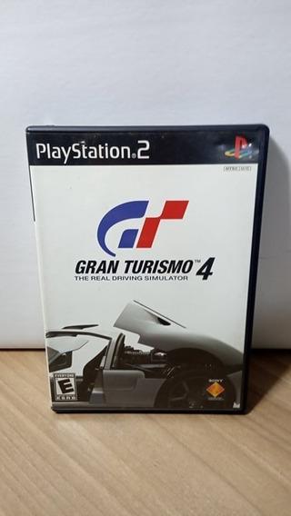 Gran Turismo 4 Ps2 Original Usado