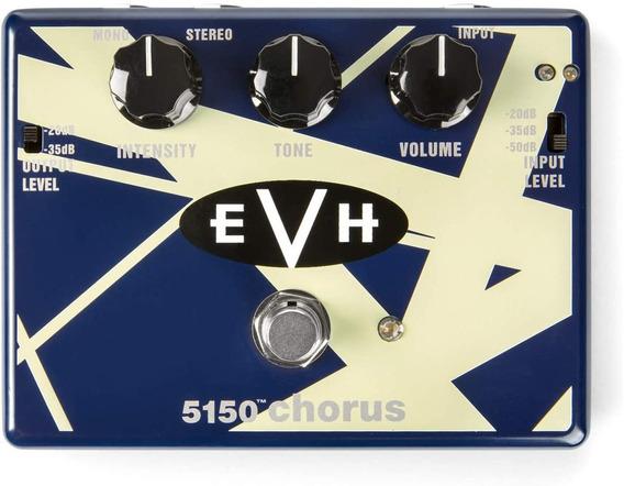 Pedal Mxr Evh5150 Chorus Signature C/ Nfe & Garantia