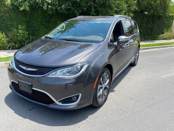 Chrysler Pacifica Limited Platinum 2018