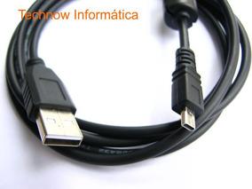 Cabo Usb 8p Sony Dsc-w520 W530 W550 W610 W650 W670 Cód.060