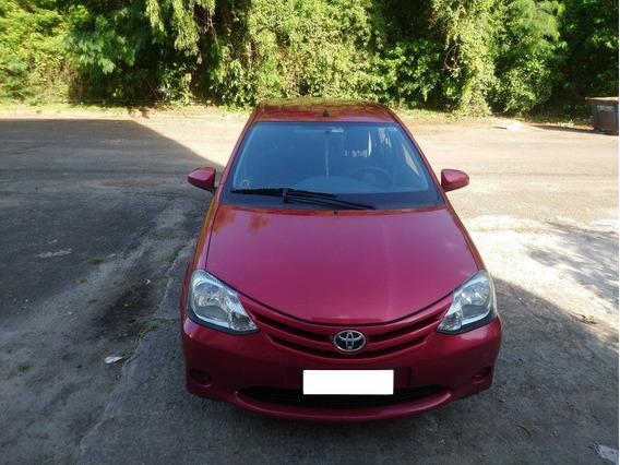 Toyota Etios 2014/15