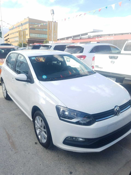 Volkswagen Polo 2018 1.6 L4 Sound Mt
