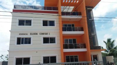 Apartamento En Santiago (jna-107)