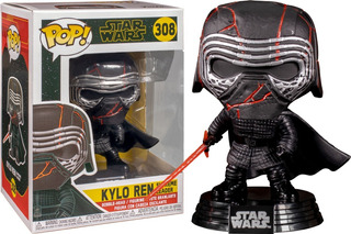 Funko Pop Star Wars 308 Kylo Ren Supreme Leader