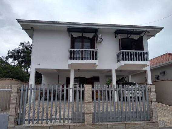 Linda Casa Em Alvenaria Próximo A Rua Xv De Morretes/pr - Ca0072