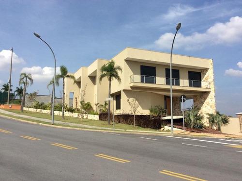 Casa Com 4 Dormitórios Suítes À Venda, 553 M² Por R$ 4.980.000 - Alphaville Granja Viana - Carapicuíba/sp - Ca1897