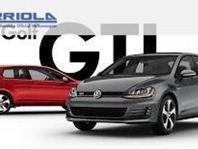 Volkswagen Golf Gti Extra Full 2018 0km - Barriola