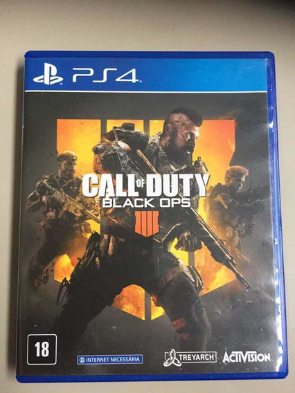 Jogo Ps4 Call Of Duty original