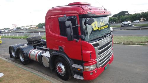 Scania P360 6x2 2012, P 340 4x2 420, P 360, 19.320, R440 380