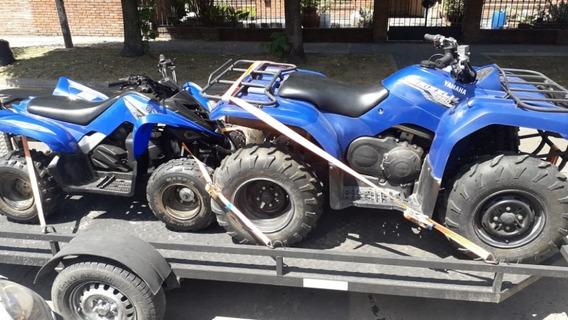 Vendo Cuatriciclo Yamaha Grizzly 350 Nuevo