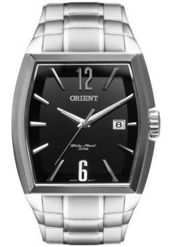 Relogio Orient Masculino Quadrado - Gbss1050 P2sx